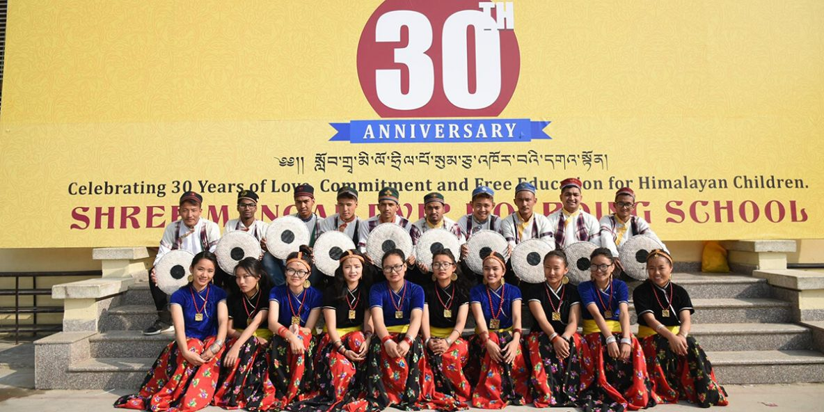 SMD School for Himalayan Children 30th Anniversary