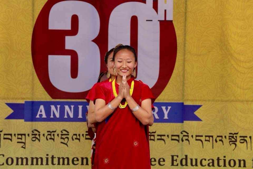 Celebrating 30 years of free education for Himalayan children