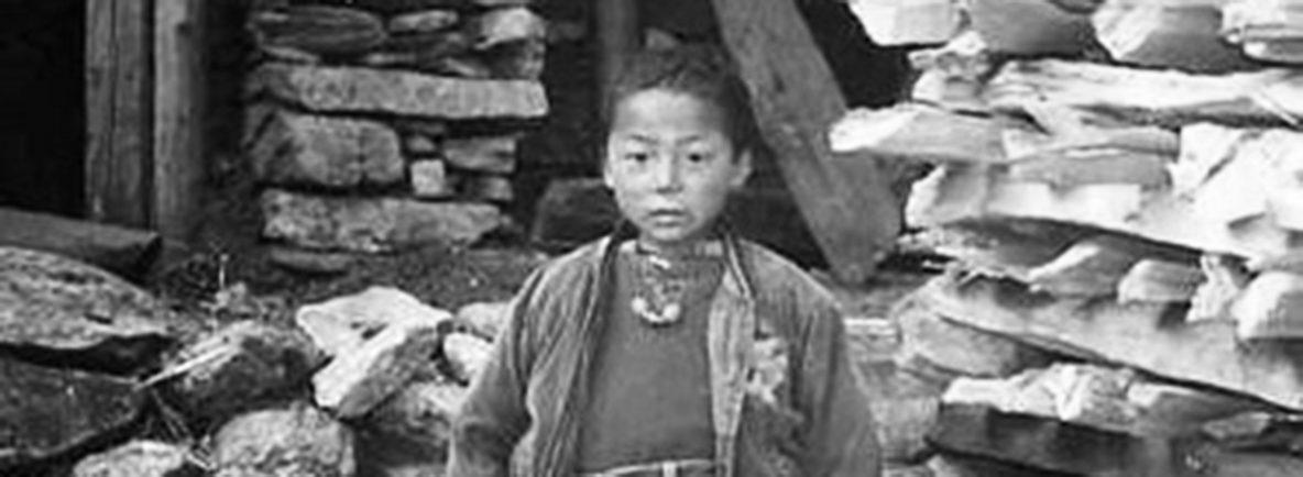 SMD alum Tsewang Gyurme in Lho village, Gorkha Nepal