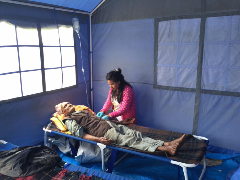 SMD Health Assistant Pran Maya