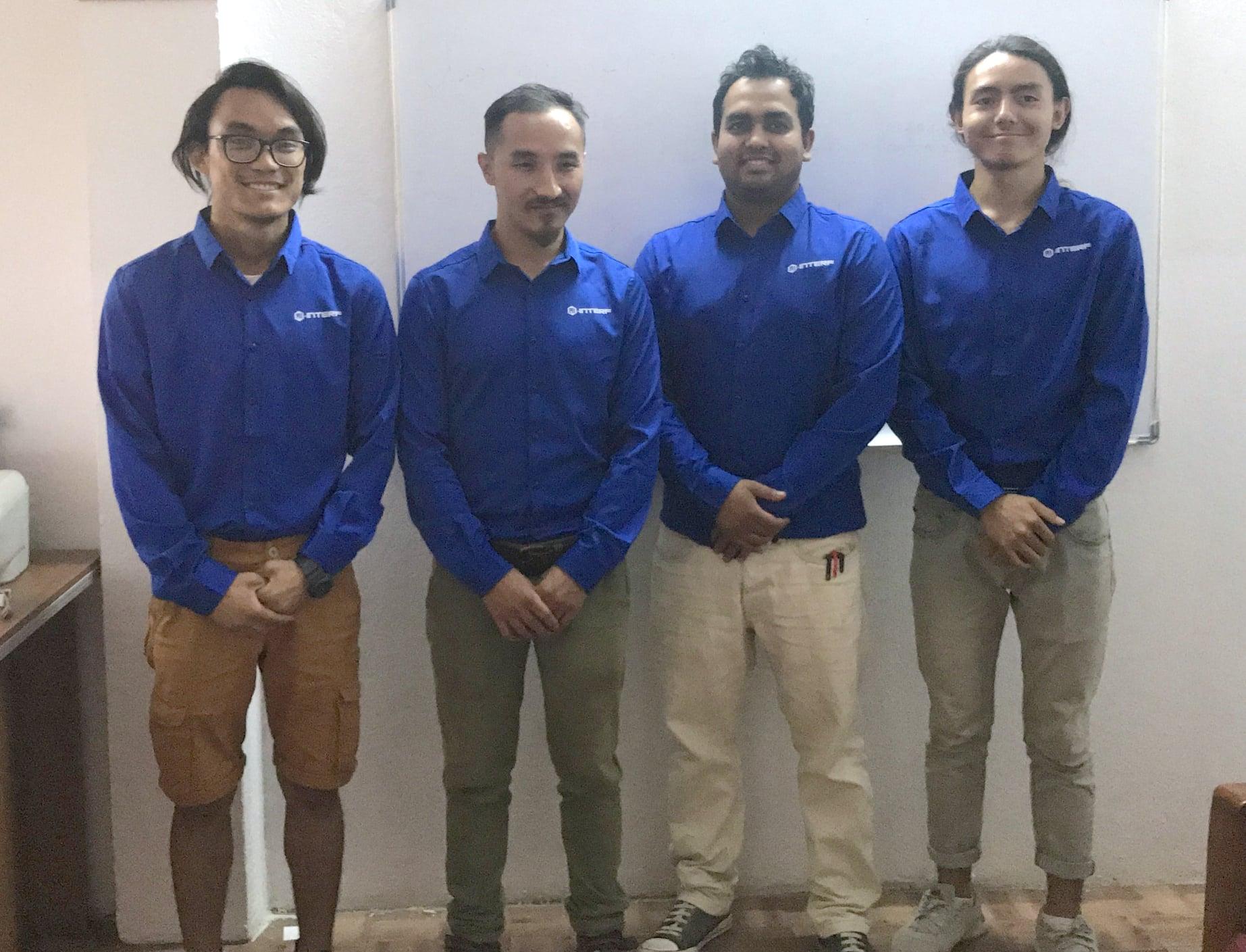 SMD School alumni AI INTERF