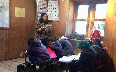 Online & Village Classes Continue